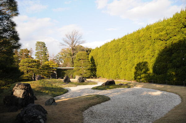 The final Garden of Rakusuien - Jonan Rikyu Garden.
