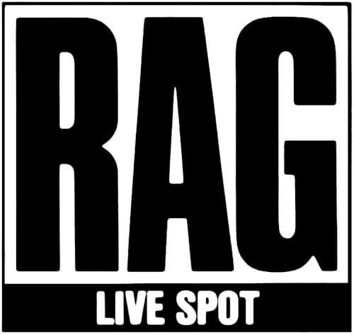 Logo of the Live Spot 	Rag Kyoto.